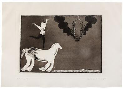 David Hockney, 'The Acrobat', 1964
