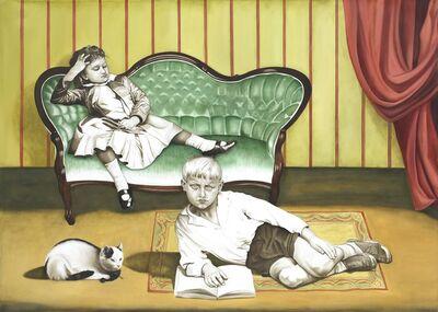 Marianna Gartner, 'Living Room Painting', 2015
