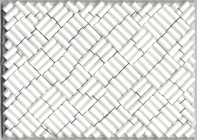 Liliya Lifanova, 'Untitled (rolled filter paper, black marker)', 2010