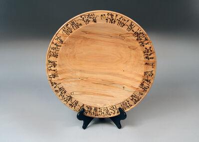 Jerry Cox, 'Bamboo Plate II', 2018