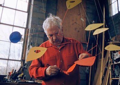 Phillip Harrington, 'Alexander Calder', 1958