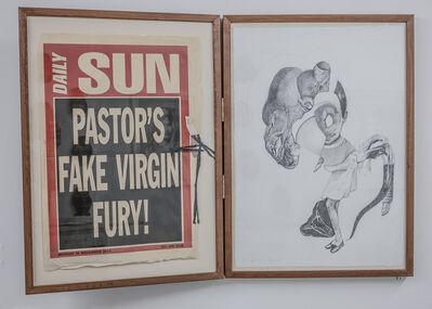 Jaybo Monk, 'Pastors's Fake Virgin Fury!', 2016