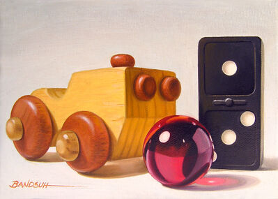 Jim Bandsuh, 'Wooden Car'