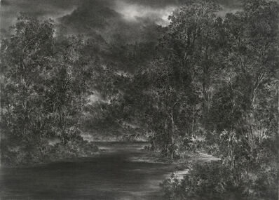 Cao Xiaoyang, 'Evening in the Autumn Woods', 2008