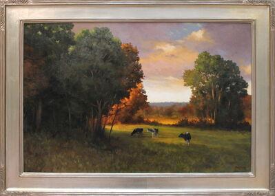 Harley Bartlett, 'Autumn Fields', 2018