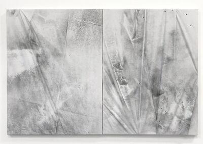 Alessandro Moroder, 'Dirt Painting (Perseo & Medusa)', 2018