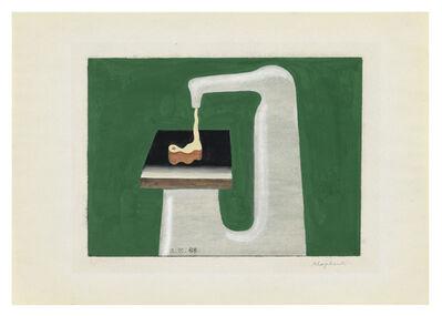 Konrad Klapheck, 'Fruchtbarkeit', 1960