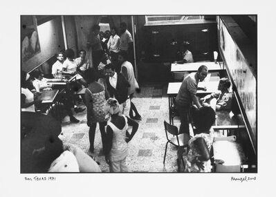 Ricardo Rangel, 'The Texas bar', 1971