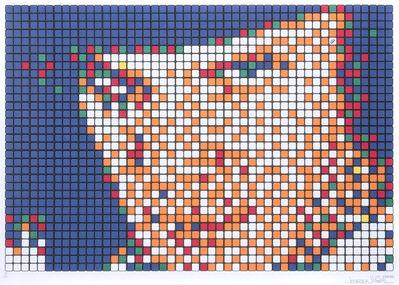 Invader, 'Rubik Kubrick I - Alex', 2006