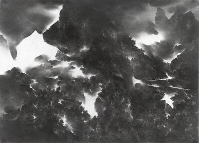 Cao Xiaoyang, 'Night in the Mountains', 2010