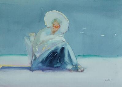Dalva Duarte, 'Beach Scene V', 1980-1990