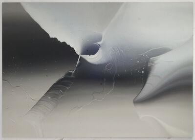 Ben Charles Weiner, 'Silicone Painting # 3', 2016