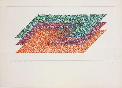 Julio Le Parc, 'Alchimia', 1997