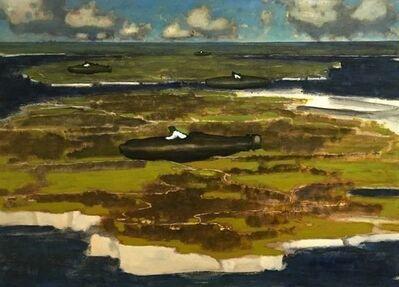 David Konigsberg, 'Cruise Over Islands', 2018