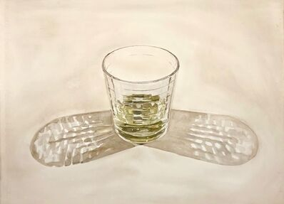 Joshua Huyser, 'Drink (Whiskey) with Two Shadows', 2018