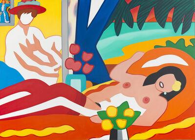 Tom Wesselmann, 'Sunset Nude with Wesselmann', 2003