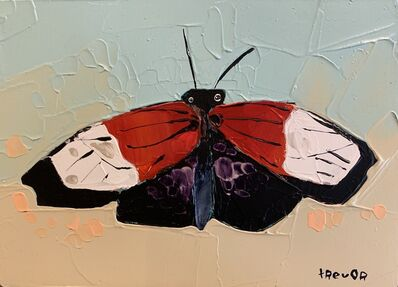 Trevor Mikula, 'Butterfly', 2018