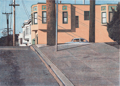 Robert Bechtle, 'Mississippi Street Intersection', 2007