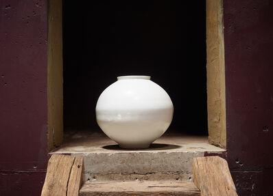 Kwon Dae sup, 'Moon Jar', 2013