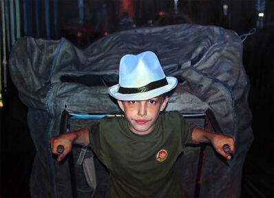 Rüstem Kasapoğlu, 'Stolen Childhood', 2013