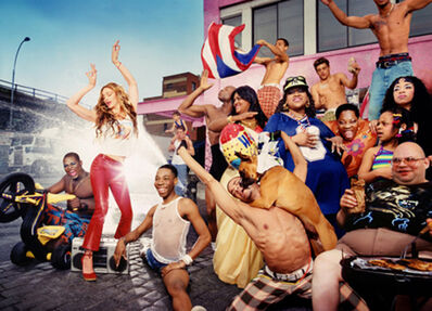 David LaChapelle, 'Madonna: West Side Highway, Rolling Stone, New York', 1998