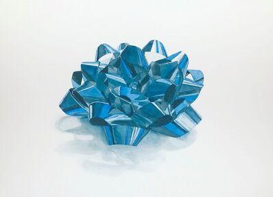 Joshua Huyser, 'Blue Bow', 2018
