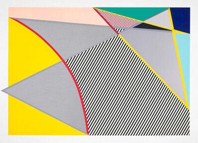 Roy Lichtenstein, 'Imperfect', 1988