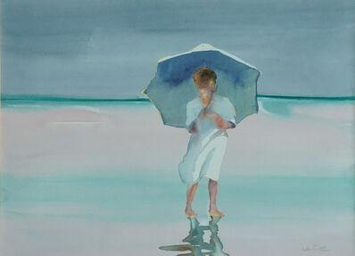 Dalva Duarte, 'Beach Scene XI', 1980-1990