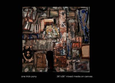 Steve Cohen, 'ONE TRICK PONY', 2017