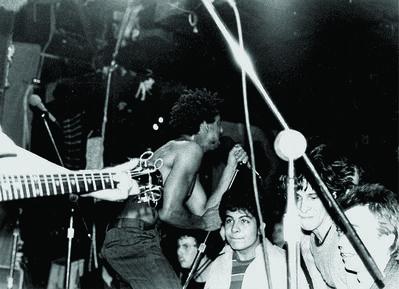Jeannie Pawlowski, 'HR, CBGB's (2)', 1980