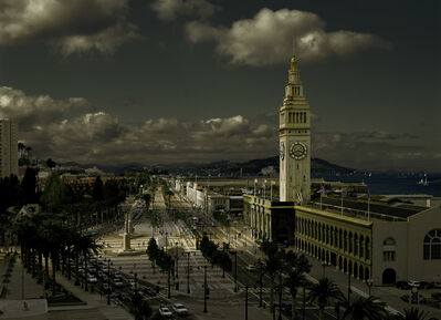 Ira Kahn, 'Canaletto San Francisco', 2000