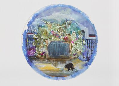 Christof Mascher, 'Panther (1stdayout)', 2016