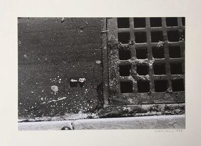 Walker Evans, 'New York City Gutter', 1962