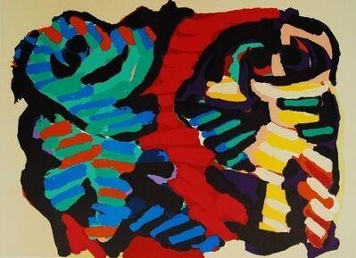 Karel Appel, 'Happy Encounter', 1980