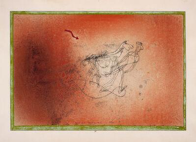 Paul Klee, 'Pferd und Mann (Horse and Man)', 1925
