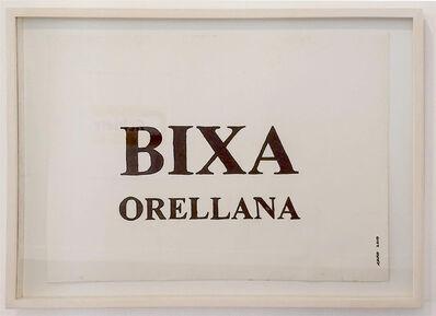 Antonio Caro, 'Bixa Orellana', 2010
