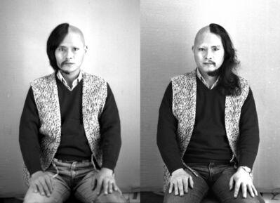 Chu Enoki, 'Going to Hungary with HANGARI', 1977