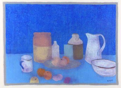 Bernard Myers, 'Still life with jugs and jars'