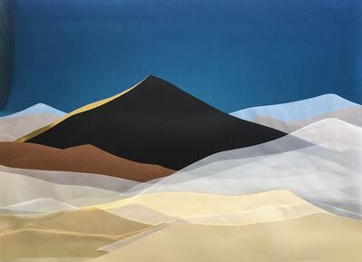 Tomer Sapir, 'Black Dune', 2017
