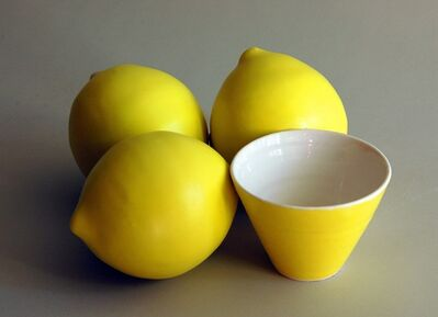 Jeff Krueger, 'Suite in Lemon', 2018