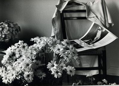 André Kertész, 'Flowers for Elizabeth', 1976