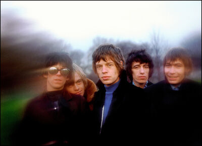 Gered Mankowitz, 'The Rolling Stones, Behind the Buttons, Primrose Hill, London, 1966', 1966