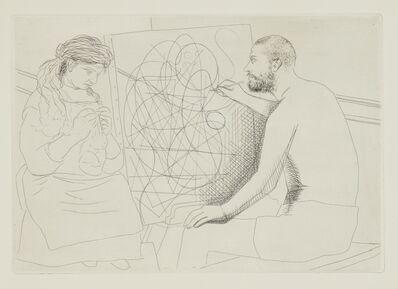 Pablo Picasso, 'Le Chef-d'Oeuvre Inconnu (B. 82-94; Ba. 123-45)', 1931