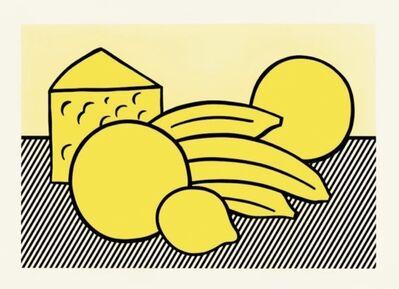 Roy Lichtenstein, 'Yellow Still Life', 1974