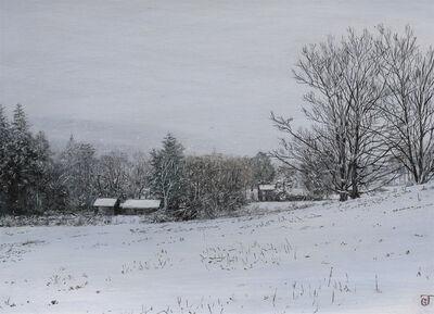 Jeff Gola, 'Snow Storm at Tyringham', 2018