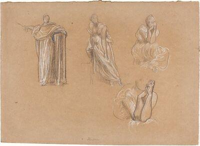 Lord Frederic Leighton, 'Figure Studies'
