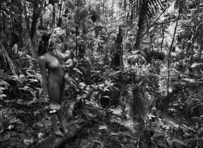 Sebastião Salgado, 'Zo'e Tribe - Amazon (Brazil) ', 2009