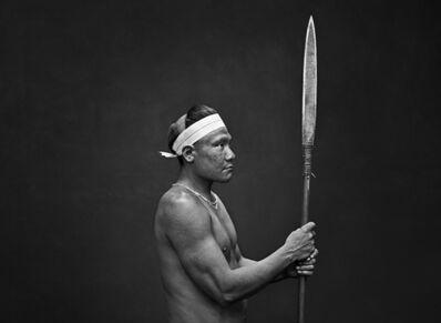 Sebastião Salgado, 'Korubo, Amazonas, Brazil', 2017