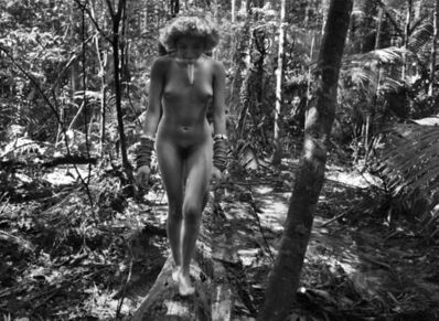 Sebastião Salgado, 'Zo'e Tribe - Amazon (Brazil)', 2009
