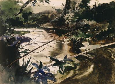 Andrew Wyeth, 'Taylor's Run', 1943